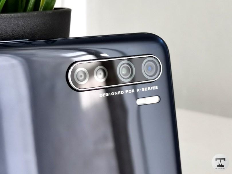 OPPO A91 Quad Camera