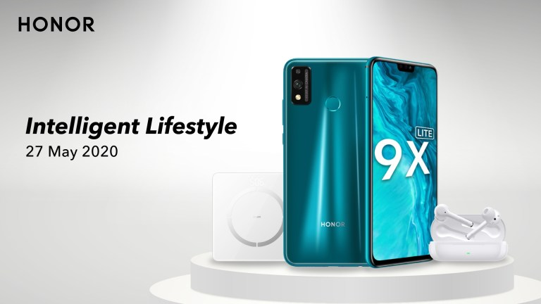 HONOR to 9X Lite with Magic Earbuds and Scale 2 on 27th May