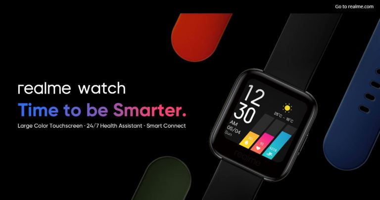realme Malaysia Launched realme Watch, realme TWS & Wearable