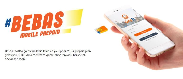 unifi Mobile Offers Unlimited 4G LTE Data Including Tethering/Hotspot for RM 35/month