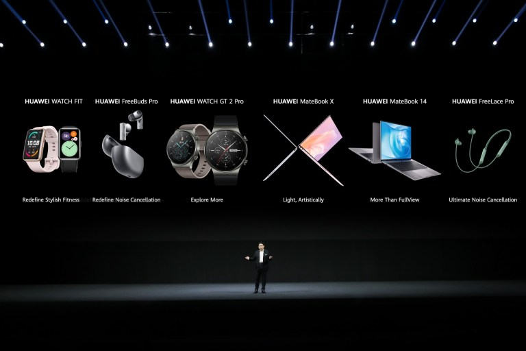 HUAWEI Launched Six New Products on HUAWEI New Products Global Launch