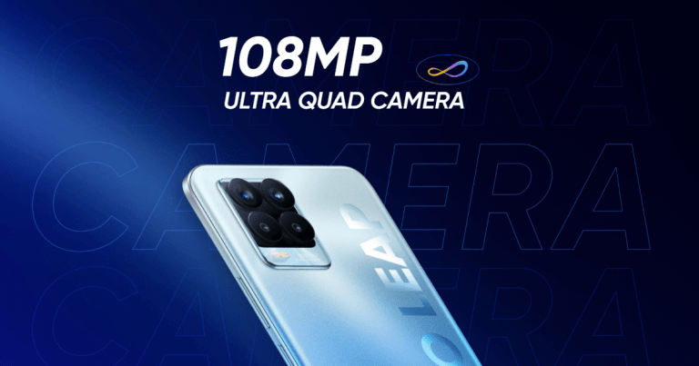 realme Launched realme 8 Pro Featuring 108-Megapixels Camera & 50W SuperDart Charge