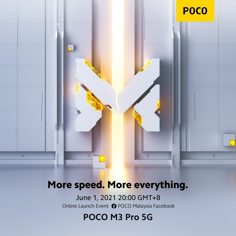 POCO M3 Pro 5G Will Be Offered to Malaysia Soon