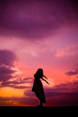 Faste, frihet, også som kvinne. The ideal you, Silje E Vassøy