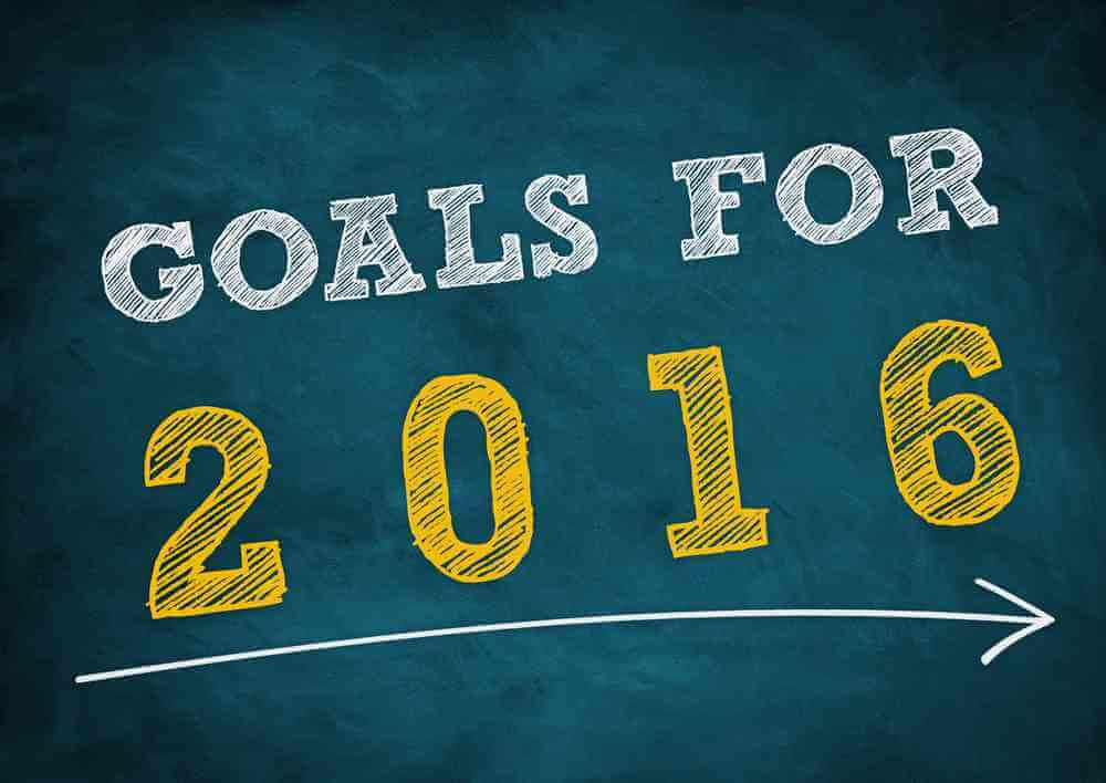 Tips for Accomplishing Your Professional Goals in 2016