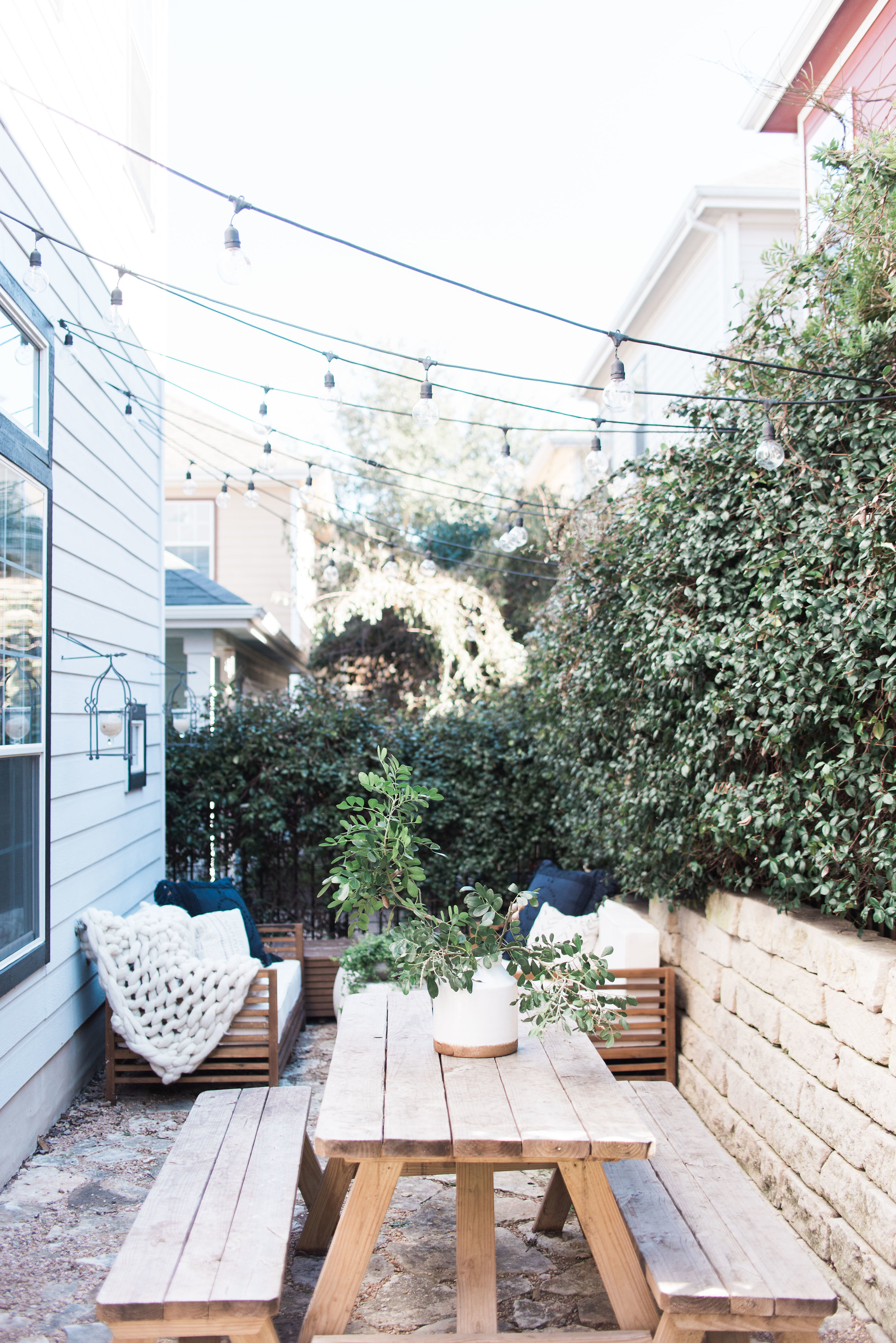 small patio inspiration the