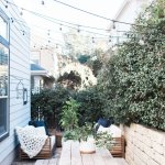 Small Patio Inspiration The Identite Collective