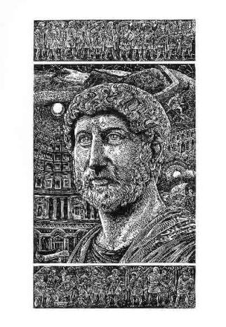 Sue Scullard, Hadrian © Sue Scullard