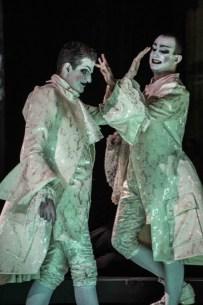 Artaserse (Philippe Jaroussky) and Arbace (Franco Fagioli) © Gérard Delacour