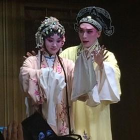 Du Liniang and Liu Mengmei