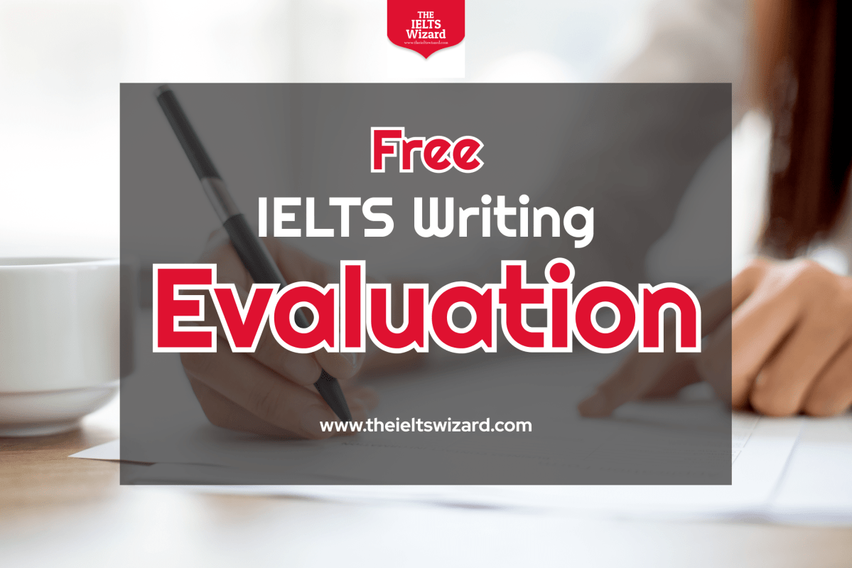 IELTS Writing Evaluation Online