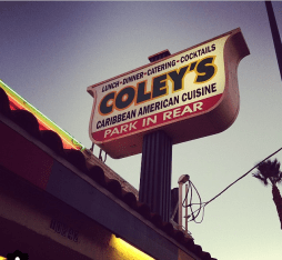 I was driving down the street and saw this sign. The food and service is really nice here. It's actually one of my favorite spots to visit. In just under 90 days, I've stopped in 3-4 times.