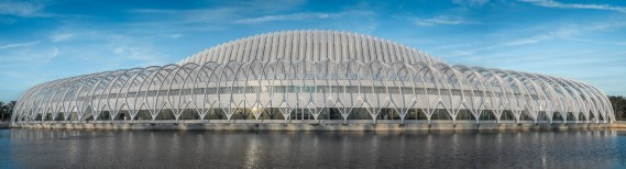 Florida Polytechnic University –  Their Iconic IST Building  – Part 1