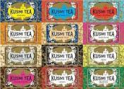 Kusmi tea packaging