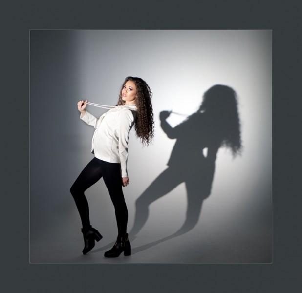 Fashion photographers glasgow shadow