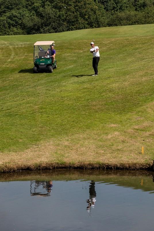 Clayton Holmes Naisbitt Golf Day