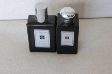 Right: Jo malone Vanilla & rose