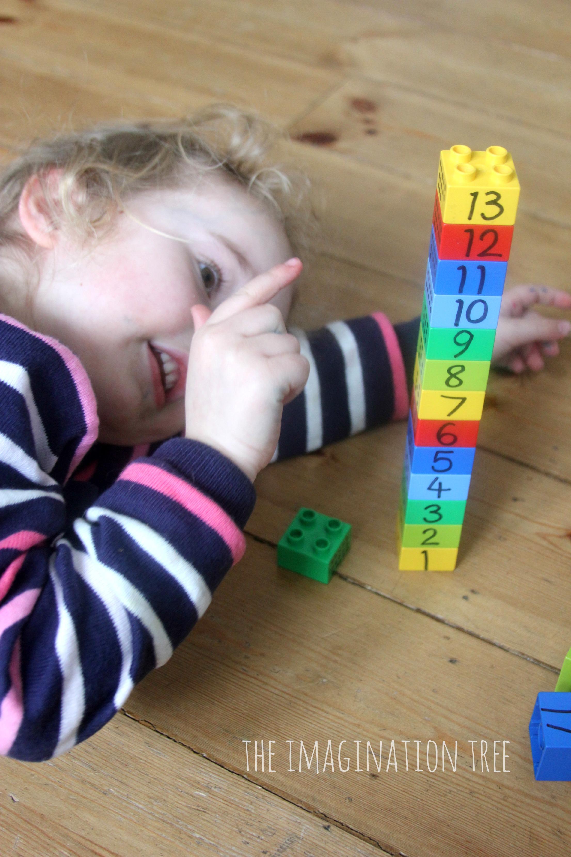 Making Math Fun With Lego