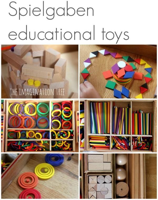 Kindergarten Educational Toys