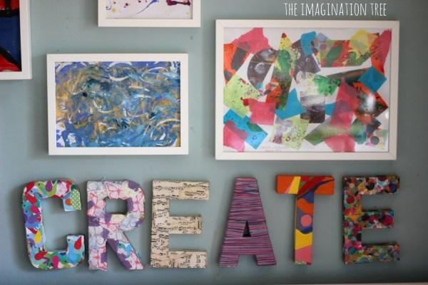 Creative Arts Area And Kids - Imagination Tree