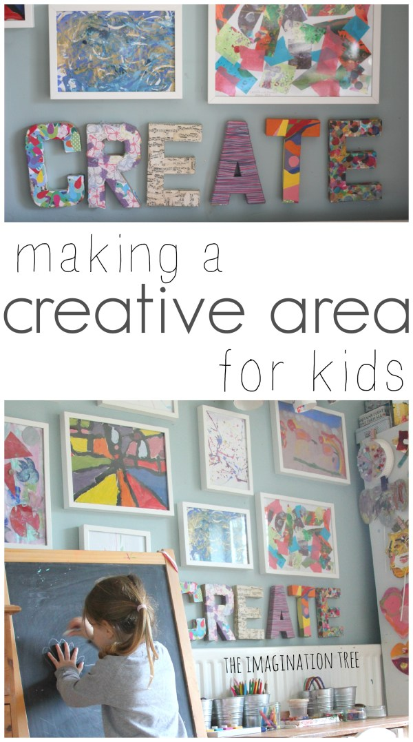 Creative Arts Area