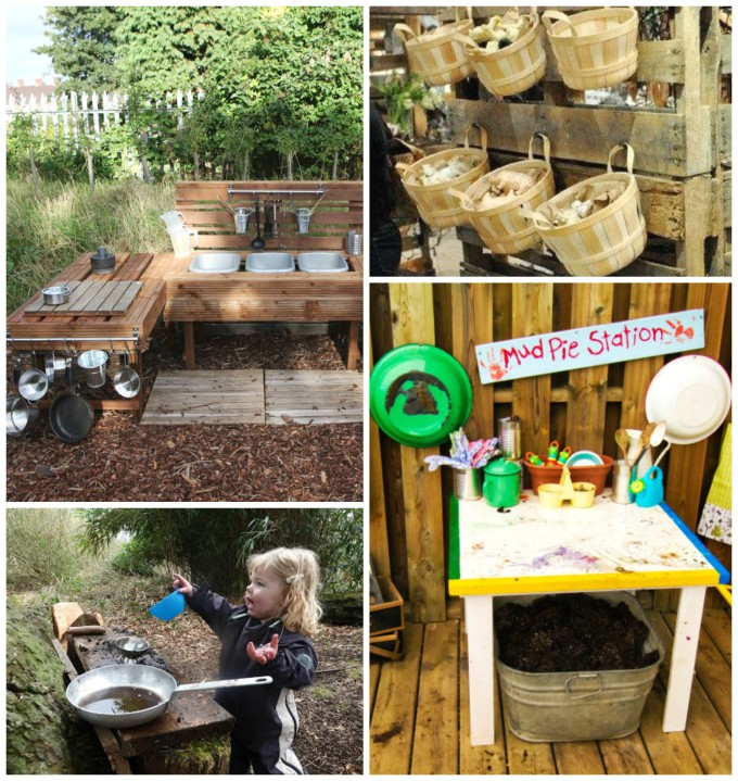 Inspiring Outdoor Play Spaces The Imagination Tree