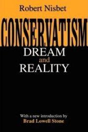 Robert Nisbet, Conservatism