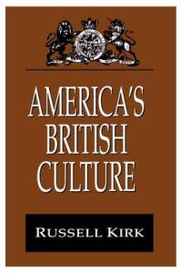 America's Birtish Culture