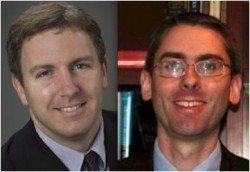 David Corbin and Matthew Parks