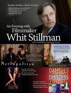 Stillman Poster