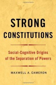 Strong Constitutions Maxwell Cameron