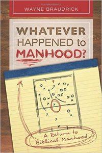 Whatever happened to manhood