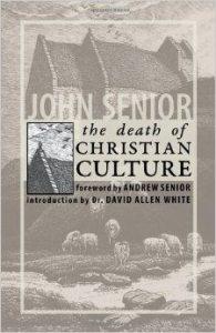 death of christian culture