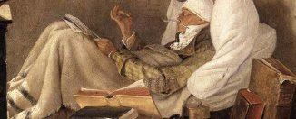 """Der Arme Poet (""""The Poor Poet"""")"""