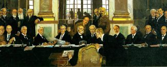 Signing of Versailles