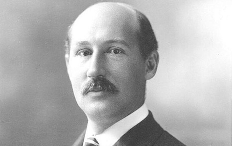 Walter Camp Portrait