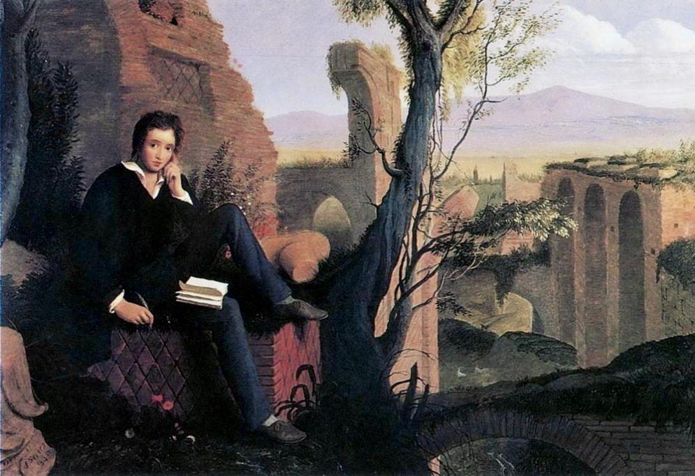"Percy Shelley's Spring Wisdom: ""To a Skylark"""