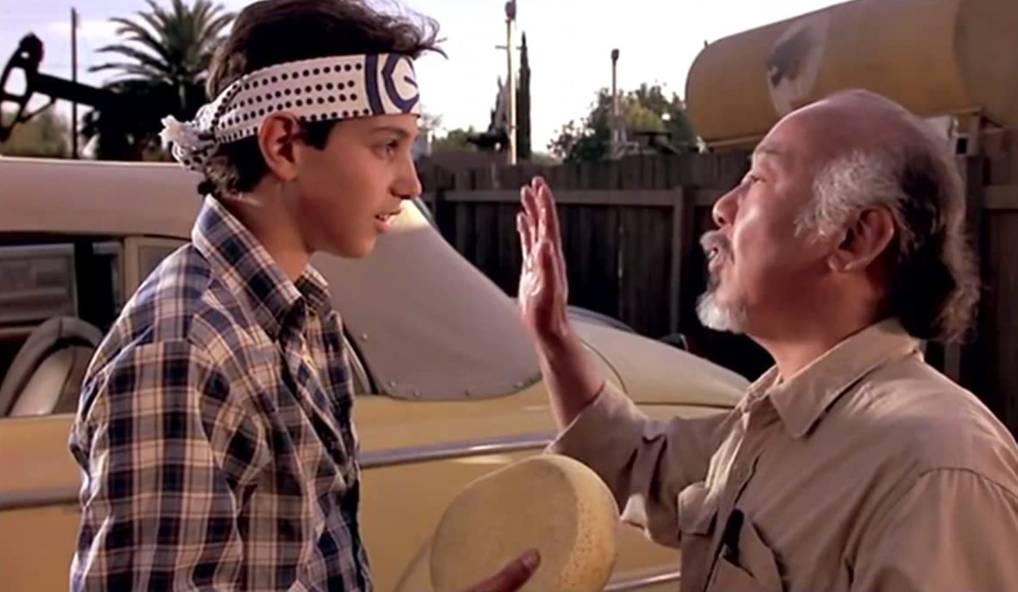 """""""The Karate Kid"""" & the Merits of Authority-Based Discipleship"""