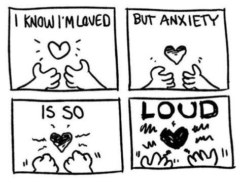 The Impact : Anxiety and Depression Is a Real Issue