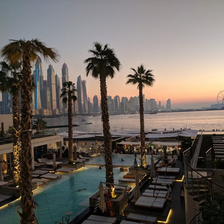 Five Palm Jumeirah Pool View