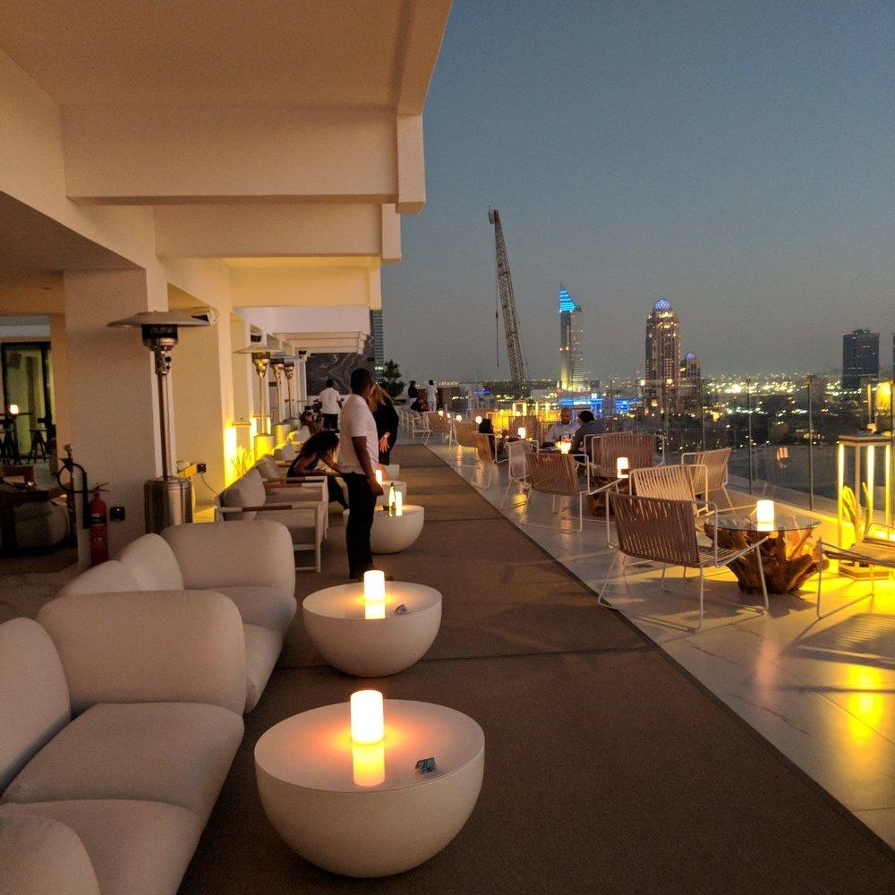 Five Palm Jumeirah Lounge