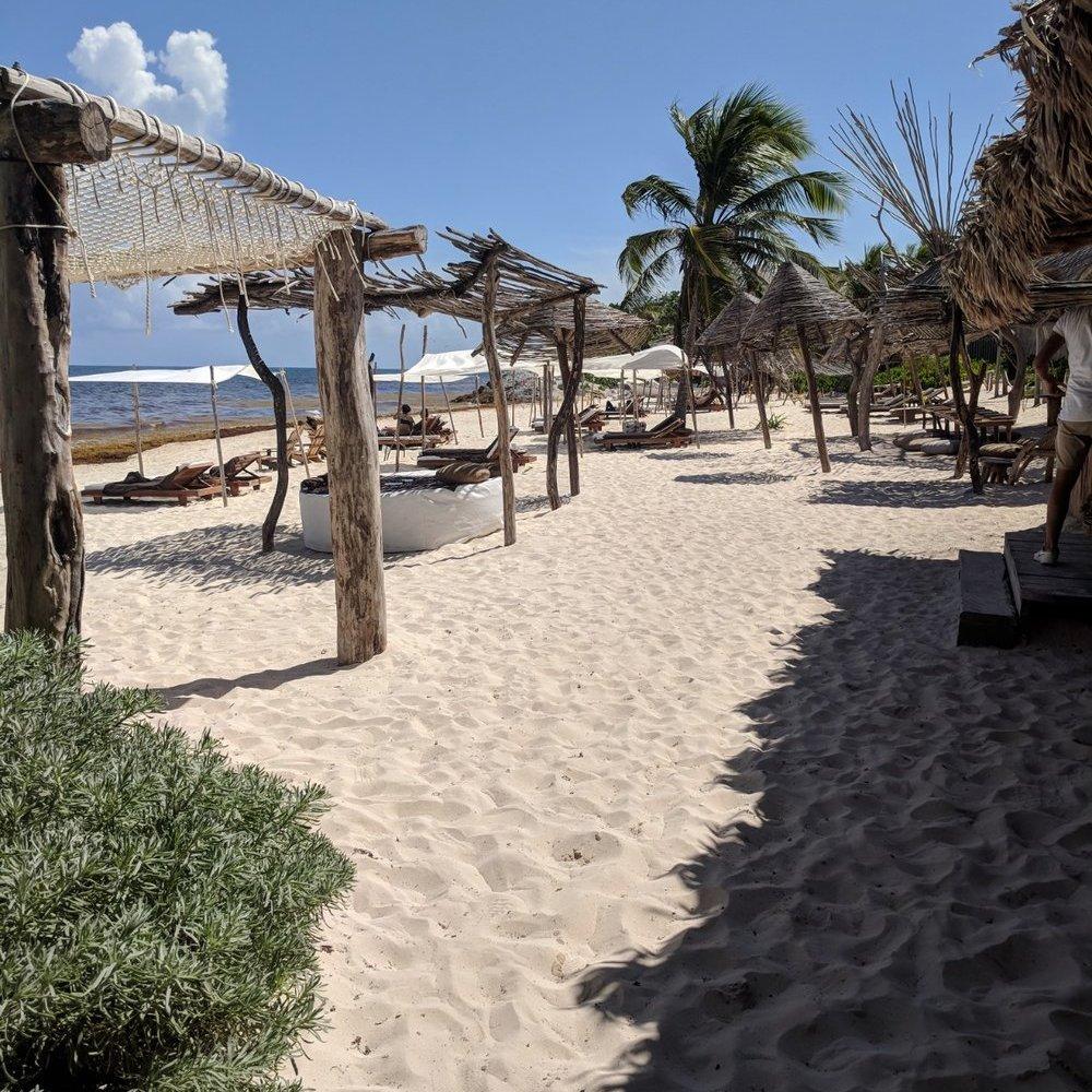 Azulik Tulum Beach