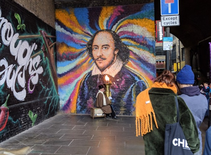Shakespeare London