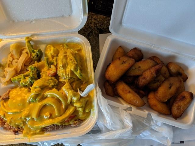 Leons Caribbean Food Pittsburgh