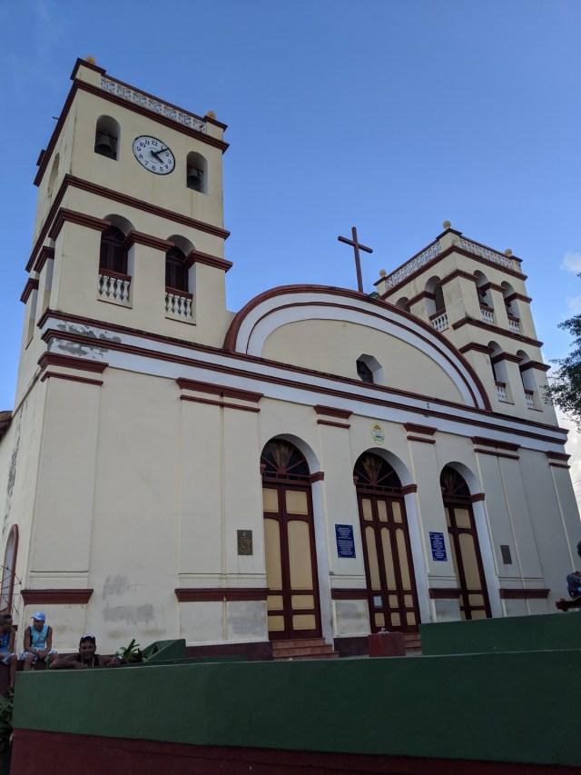 Downtown Baracoa