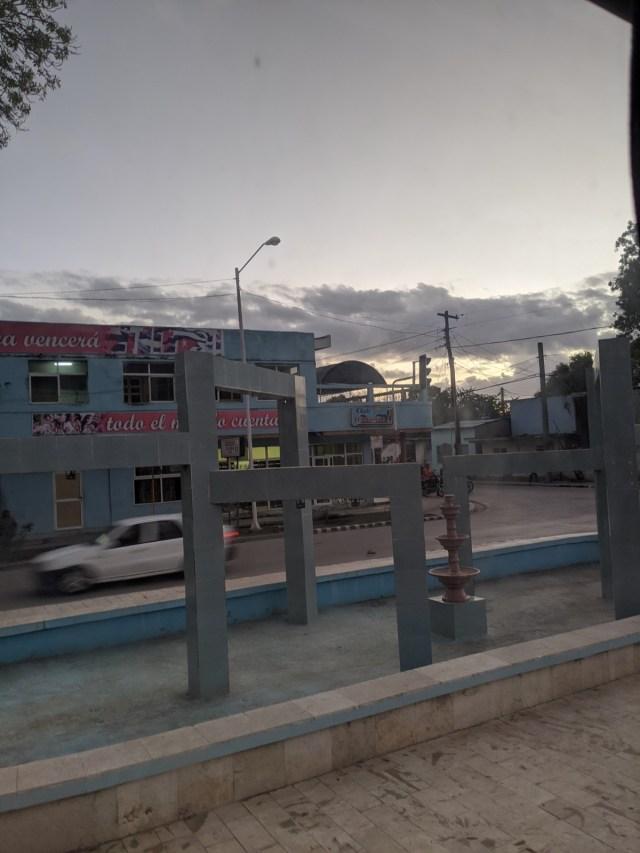 Bus Baracoa to Santiago de Cuba