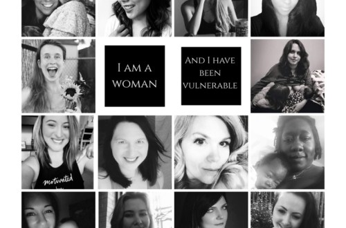 i am a woman. I have been vulnerable
