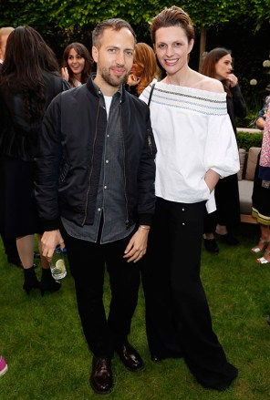 Peter Pilotto and Kate Neal