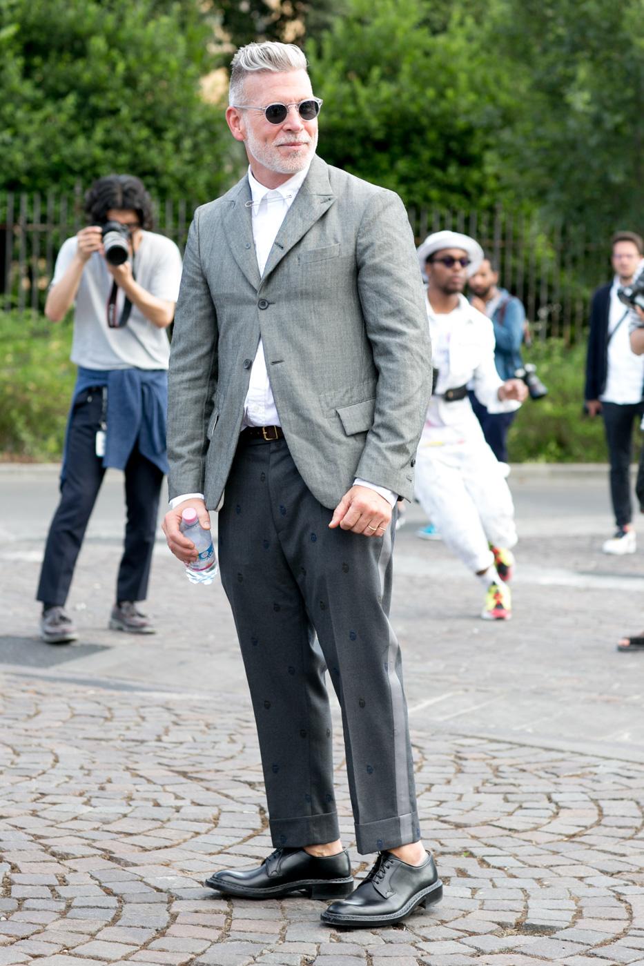 Firenze Pitti Uomo Day 1 Street Style The Impression