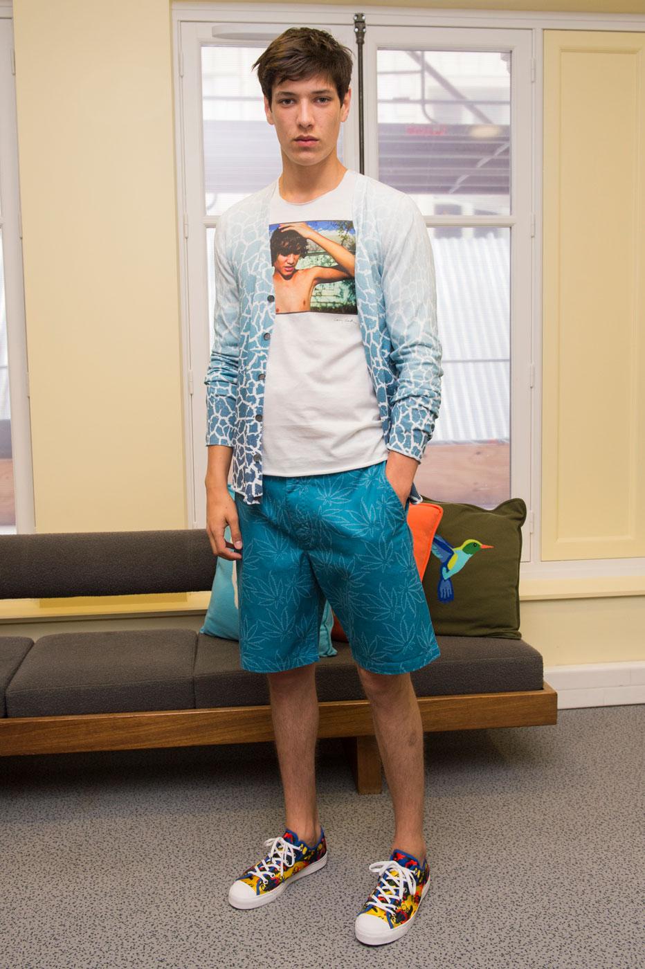 Lucien Pellat Finet Fashion Show